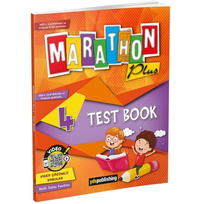 Marathon Plus 4 Test Book