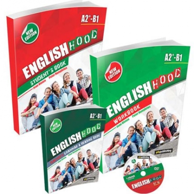 New Edition Englishood A2+B1 Grammar&Reading; Book