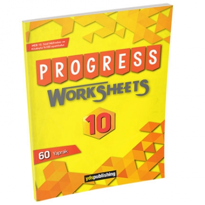 Progress Worksheets Grade 10