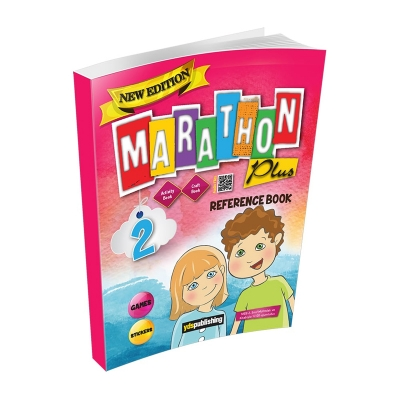 New Edition Marathon Plus Grade 2 Reference Book