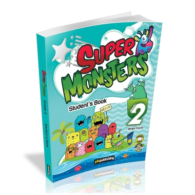 Super Monsters Grade 2 Student's Book
