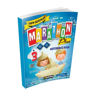 New Edition Marathon Plus Grade 3 Reference Book