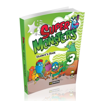 Super Monsters Grade 3 Student's Book