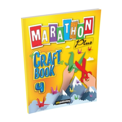 Marathon Plus Grade 4 Craft Book