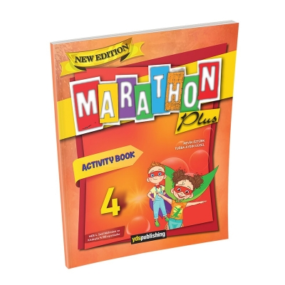 New Edition Marathon Plus Grade 4 Activity Book