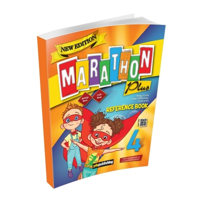 New Edition Marathon Plus Grade 4 Reference Book