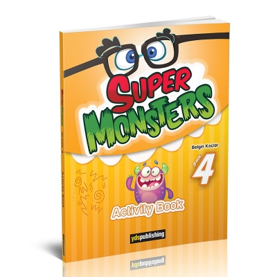 Super Monsters Grade 4 Activity Book