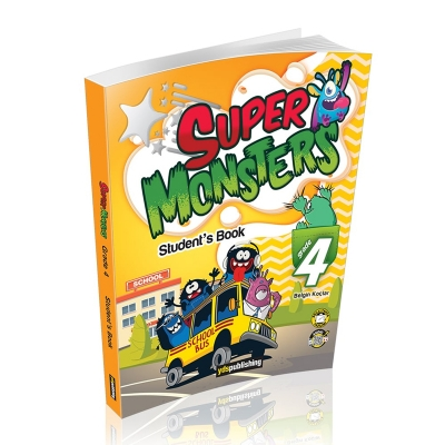Super Monsters Grade 4 Student's Book