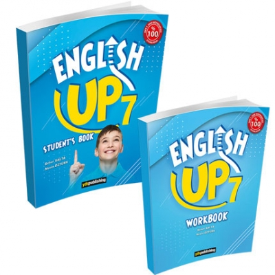 English Up 7 Set (Student's Book + Workbook) - Yeni