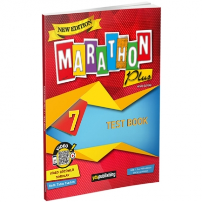 New Edition Marathon Plus Grade 7 Test Book