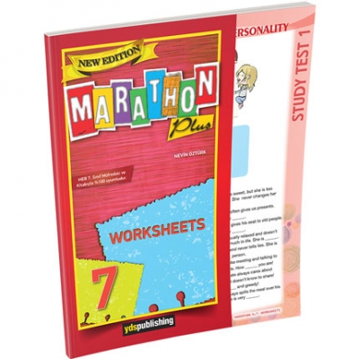 New Edition Marathon Plus Grade 7 Worksheets