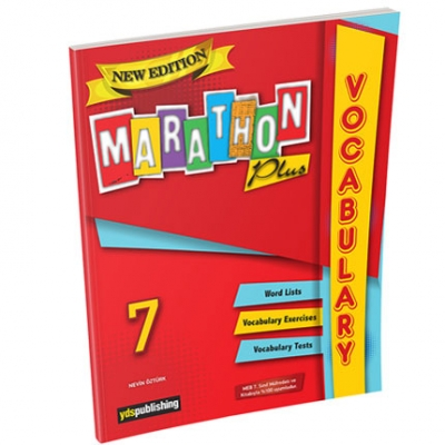 New Edition Marathon Plus Grade 7 Vocabulary Book