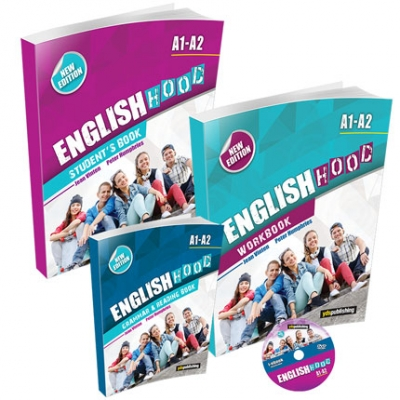 New Edition Englishood A1-A2 Grammar&Reading; Book