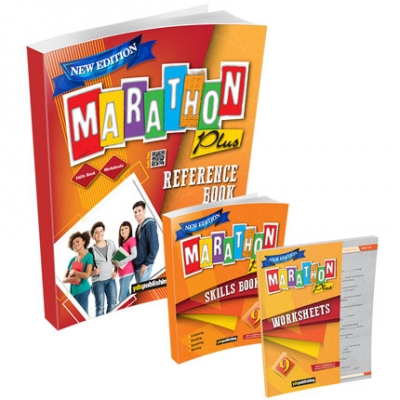 New Edition Marathon Plus 9 Reference Book Set