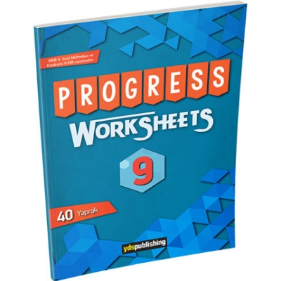 Progress Worksheets Grade 9