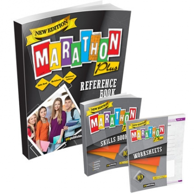 New Edition Marathon Plus 10 Referenc Book Set