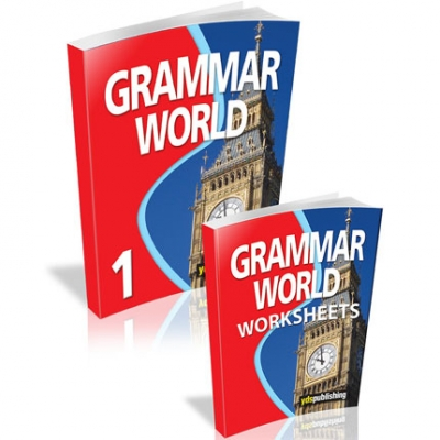Grammar World 1 Set