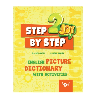 2.Sınıf Step By Step Joy English Picture Dictionary With Activities