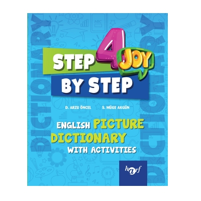 4.Sınıf Step By Step Joy English Picture Dictionary With Activities