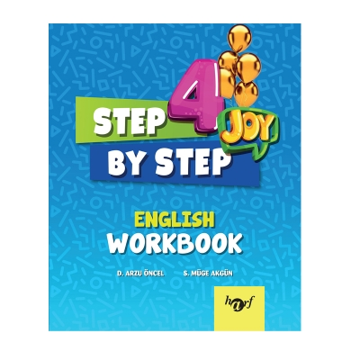 4.Sınıf Step By Step Joy English Workbook